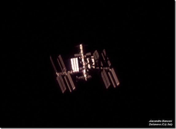 ISS - Italia