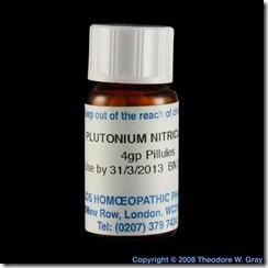 Plutonium nitricum